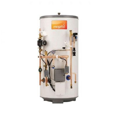 Heatrae Sadia Megaflo Eco 300SF S28 Unvented Indirect Stainless Steel Hot Water Cylinder Systemfit 300 Litres