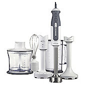 Kenwood HDP406 Triblade Hand Blender - White