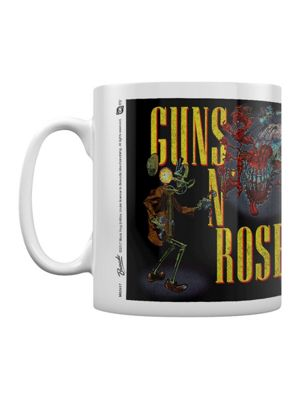 Guns N' Roses Attack 10oz Ceramic Mug
