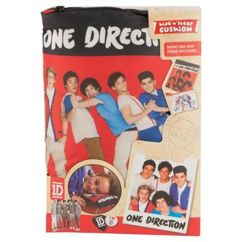 One Direction Hide N Sleep Cushion
