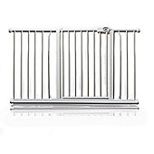 Bettacare Easy Fit Pet Gate With 12.9cm and 32.4cm Extensions