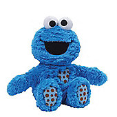 Sesame Street Seated Cookie Monster 25.5cm Plush Soft Toy