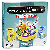 Trivial Pursuit Family Edition Board from Hasbro Gaming