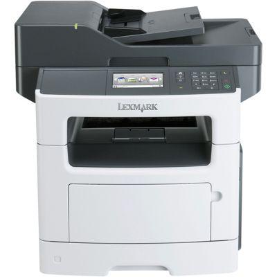 Lexmark MX511dhe Mono Laser Multifunction Printer (Print/Copy/Scan/Fax) 512MB (4.3 inch) Colour Touchscreen 42ppm (Mono)