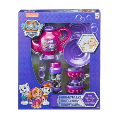Paw Patrol Bubble Tea Set