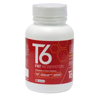 Weight Management Systems T6 Fat Burner