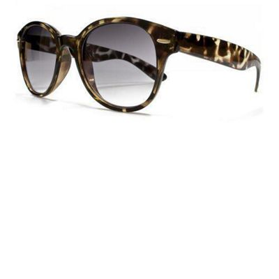 Glare Eyewear Round Wayfarer Sunglasses