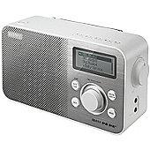Sony XDRS60DBP DAB/FM Portable Radio (White)