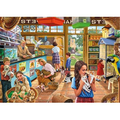 Gibsons Jigsaw Puzzle 1000 Piece New Friends