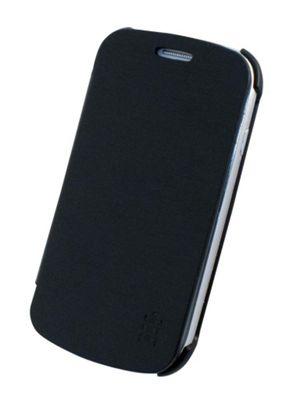 Tortoise™ Ultra Flip Cover Case Samsung Galaxy SIII Mini Black