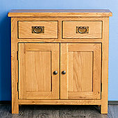 Surrey Oak Sideboard - Mini Sideboard - Rustic Oak