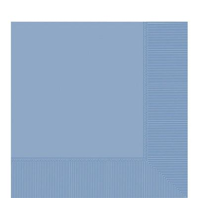 Baby Blue Luncheon Napkins - Paper - 20 Pack