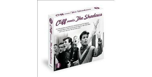 Cliff Meets The Shadows (3Cd)