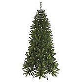 Heartwood Spruce Artificial Christmas Tree - Green - 210cm