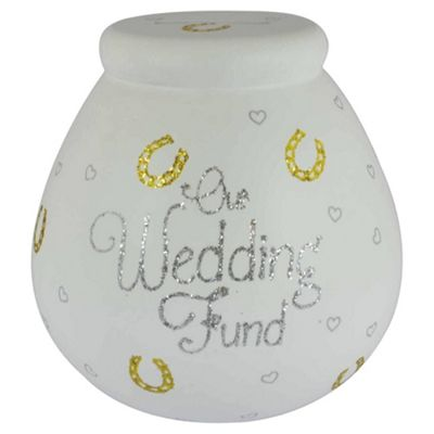 Wedding Fund Pot of Dreams