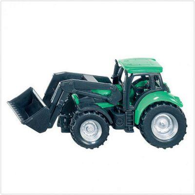 Deutz Tractor With Loader