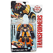 Transformers Robots in Disguise War Class Autobot Drift