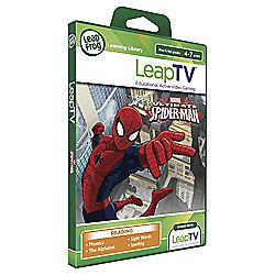 Marvel's Ultimate Spider-Man Leap TV Game