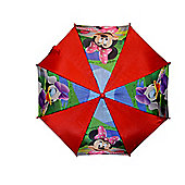 Disney MInnie Mouse 'Bowtique Red' Nylon Umbrella