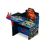 Disney Cars 3 Chair Desk with Storage