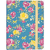 Trendz Yellow Rose 6-8 Inch Tablet Case