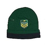 Canterbury Australia Kangaroos Rugby Beanie Hat Green
