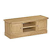 Hampshire Large Oak TV Stand - TV Stand