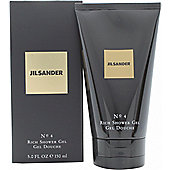 Jil Sander No. 4 Shower Gel 150ml