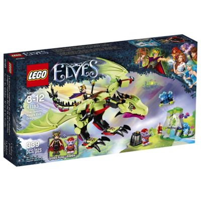 LEGO Elves The Goblin King's Evil Dragon 41183