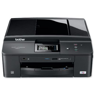 Brother DCP-J525W A4 Wireless Colour Inkjet Multifunction Printer