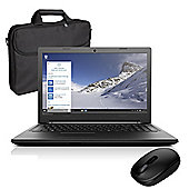 """Lenovo B50-50 80S2000NUK 15.6"""" Laptop With Wireless Mouse & Case"""