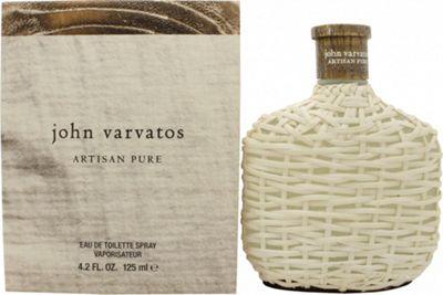 John Varvatos Artisan Pure Eau de Toilette (EDT) 125ml Spray For Men