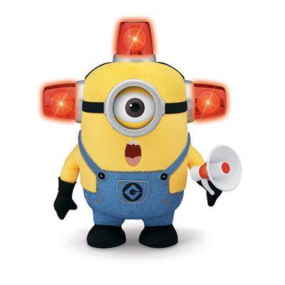 Despicable Me Bee-Do Fireman Minion