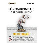 Warhammer Grombrindal: The White Dwarf