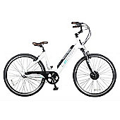 "Lectro Urban City 17"" Frame Ladies' Hybrid Electric Bike"