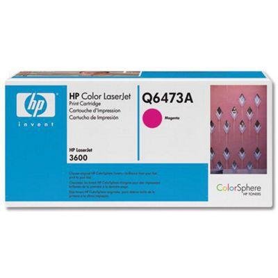 HP Colour LaserJet Magenta Print Cartridge  for LaserJet 3600 Series Printers