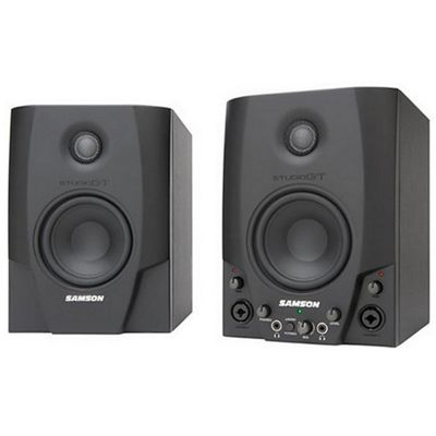 Samson Studio GT Monitors (Pair)