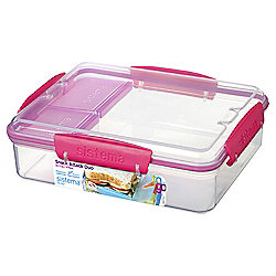 Sistema Pink Snack Attack Duo Box