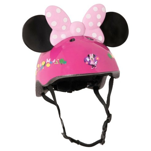 Disney Minnie Mouse Kids' Bike Helmet