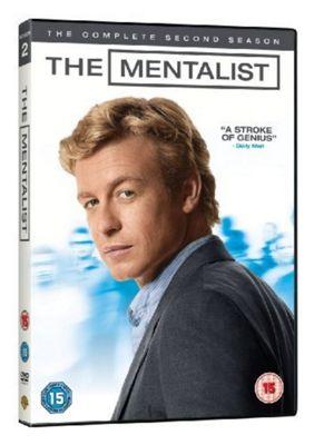 The Mentalist - Series 2 - Complete (DVD Boxset)