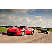 Ferrari and Lamborghini Driving Thrill - Weekdays