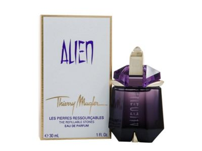 Thierry Mugler Alien Eau de Parfum 30ml Refillable for Her (Spray)