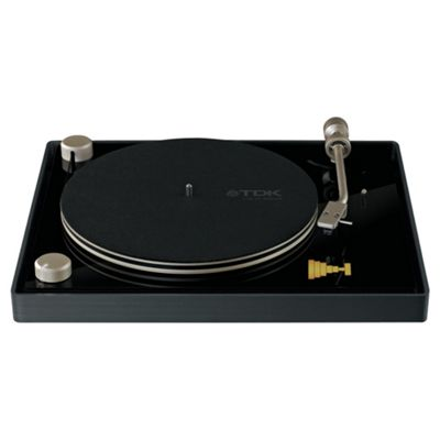 TDK Belt Drive USB Turntable