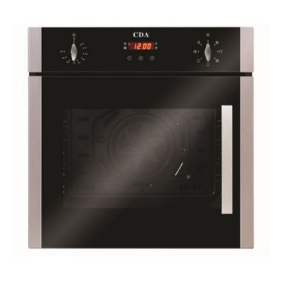 CDA SC620SS 59.5CM Stainless Steel Electric Single oven