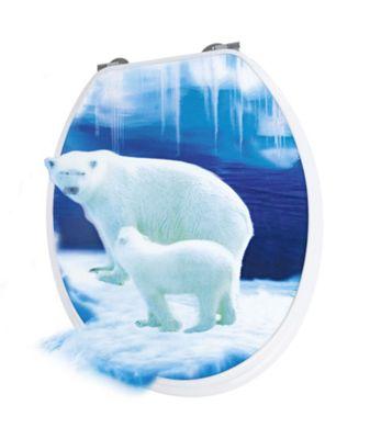 Wenko Polar Bear Toilet Seat