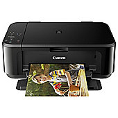Canon MG3650, All-in-One Inkjet Colour Printer - Black