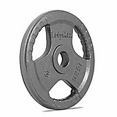 Bodymax Olympic Cast Iron Weight Plate - 15kg
