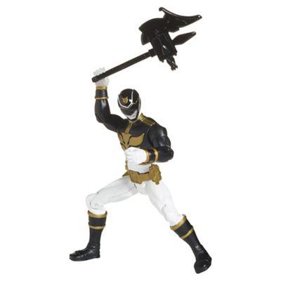 Power Rangers Megaforce 10cm Black Ranger