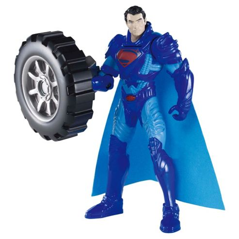 Superman Tire Punch