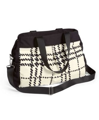Mamas & Papas - Luxury Collection Changing Bag - Harper Check